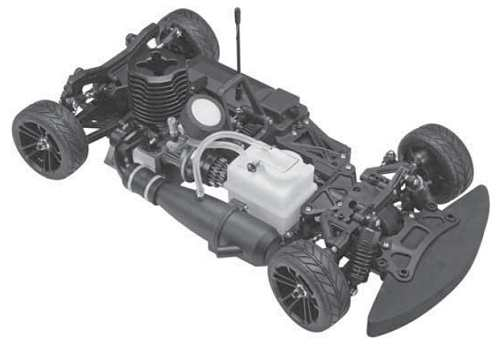 Duratrax Chevy Camaro ZL1