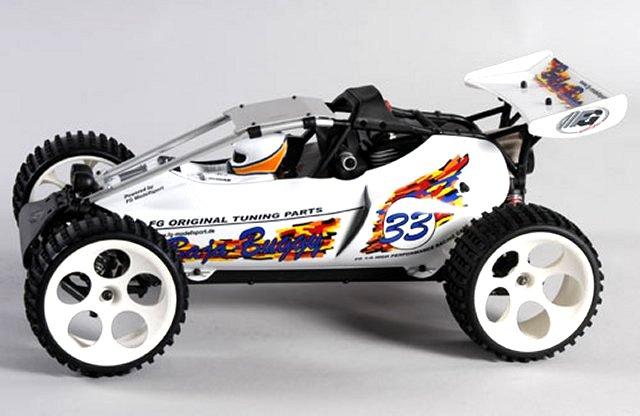 FG Modellsport Baja Buggy 2WD • (Radio Controlled Model