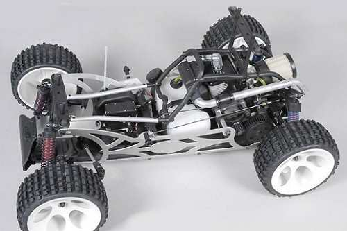FG Modellsport Beetle 4WD Chassis