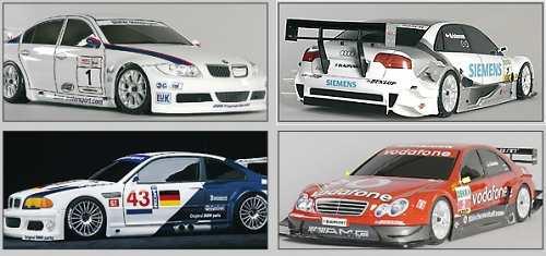 FG Modellsport Competition Evo 08