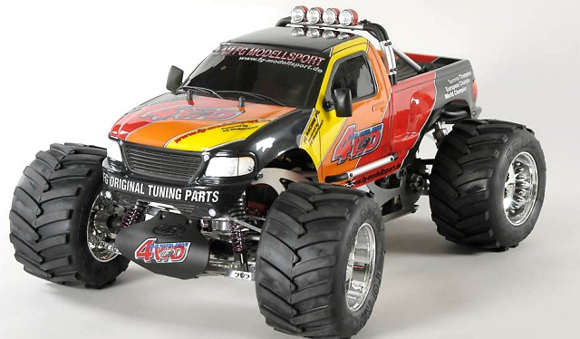 FG Competition-Monster-Truck