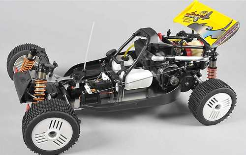 fg leopard sportsline chassis modellsport 4wd rcscrapyard controlled radio