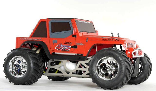 FG Monster-Jeep