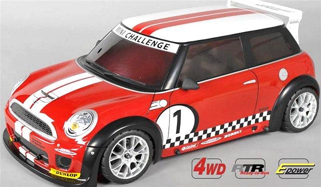 FG Sportsline 510E - 1:5 Electric RC Touring Car
