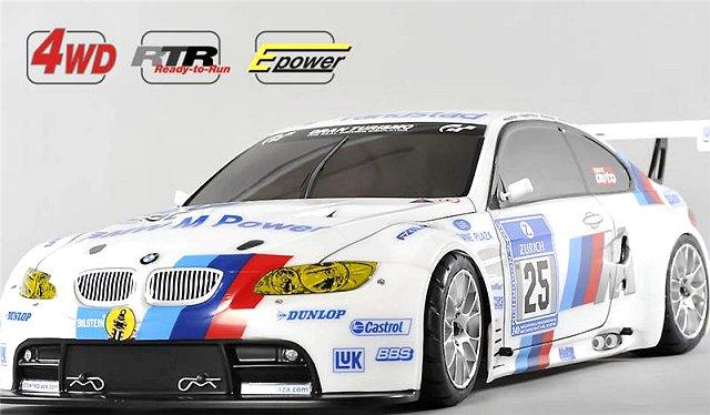 FG Sportsline 530E - 1:5 Electric RC Touring Car