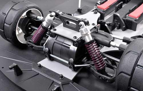 FG Modellsport Sportsline 510E Chassis
