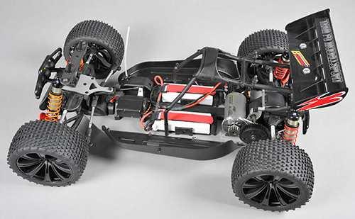 FG Modellsport TR4E 4WD