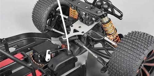 FG Modellsport TR4E 4WD Chassis