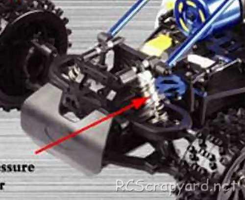 FS-Racing Baja Buggy Chassis