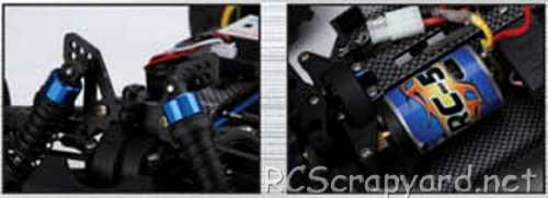 FS-Racing Breaker EP Truggy Chassis