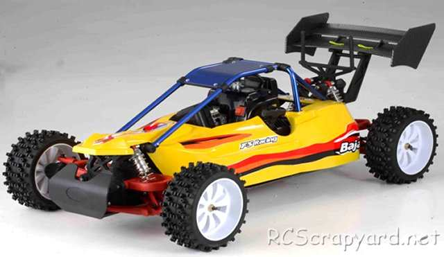 FS-Racing Baja Buggy - 1:5 Gas/Nitro Radio Controlled