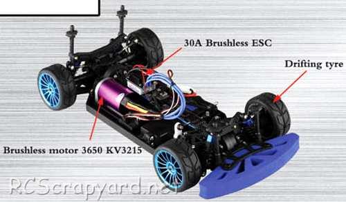 FS-Racing Drift Car