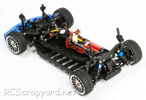 FS-Racing Drift Car Chassis