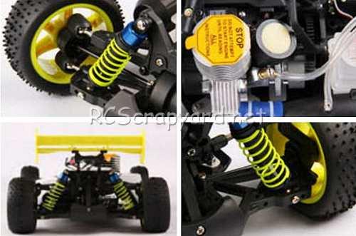 FS-Racing GB-4 Sport (Spirit I) Chassis