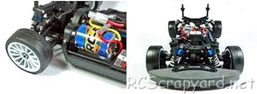 FS-Racing GX4 Electric Chassis
