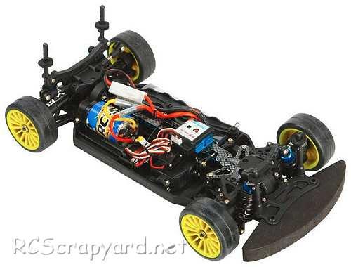 FS-Racing GX4 Electric