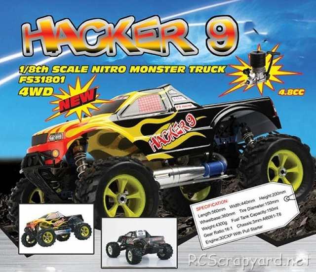 FS Racing Hacker 9 - Nitro
