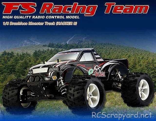 FS Racing Hacker 9
