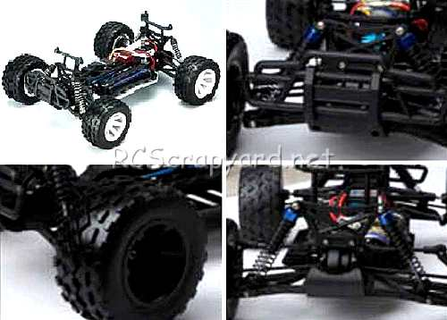 FS-Racing Jeep EP Chassis