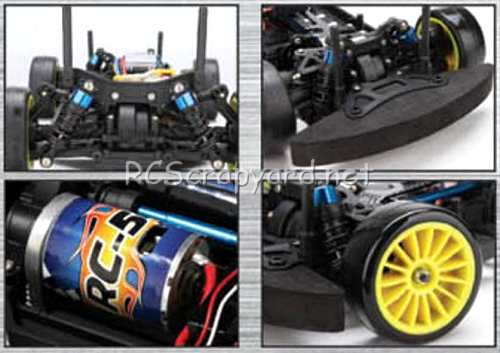 FS-Racing NTE-4 Chassis