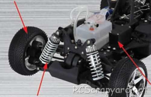 FS-Racing GB-4 Spirit-II