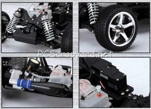 FS-Racing GB-4 Spirit-II Chassis