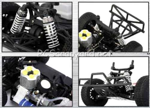 FS-Racing Tiger Chassis