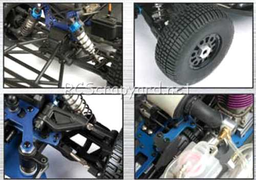 FS-Racing Thunderbolt Chassis