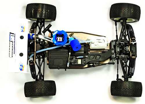 GS Racing Shadow SB1 Chassis
