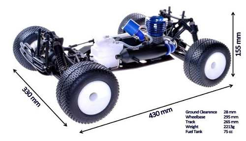 GS Racing Shadow ST1