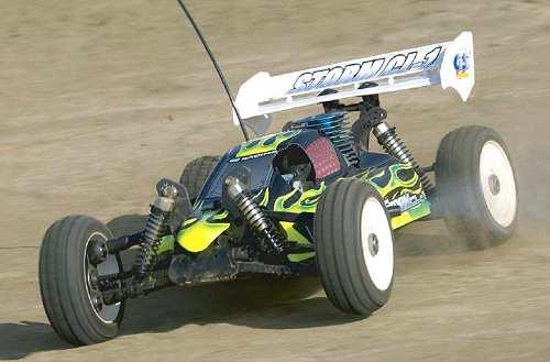 GS Racing Storm CL-1