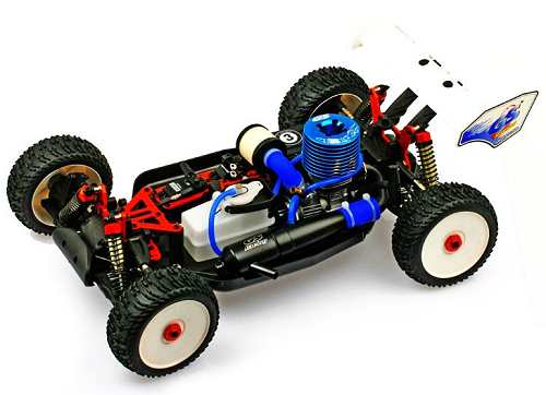 GS Racing Storm Evo 25 Chassis