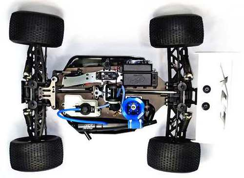 GS Racing XUT Chassis