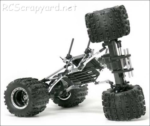 Gmade Spider Chassis