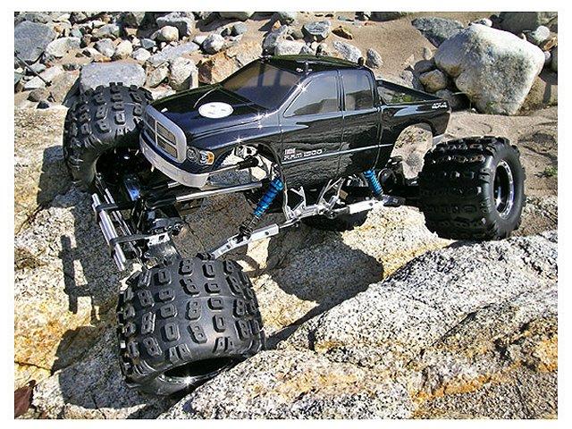 Gmade Spider - 1:8 Electric Rock Crawler