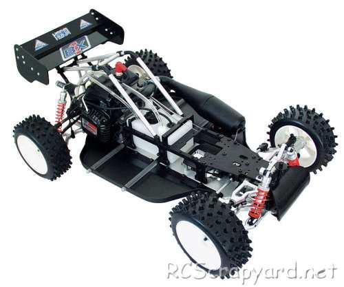 HARM BX-1 Buggy