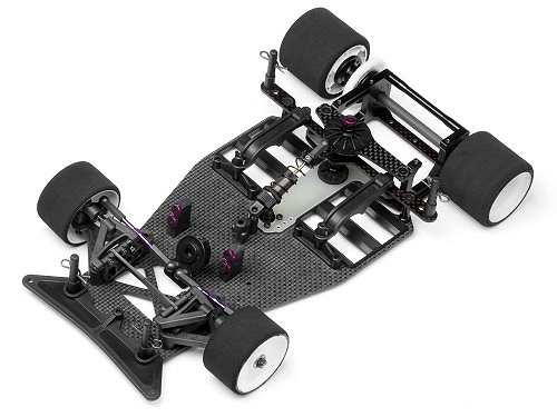 HB Cyclone-12X Chassis