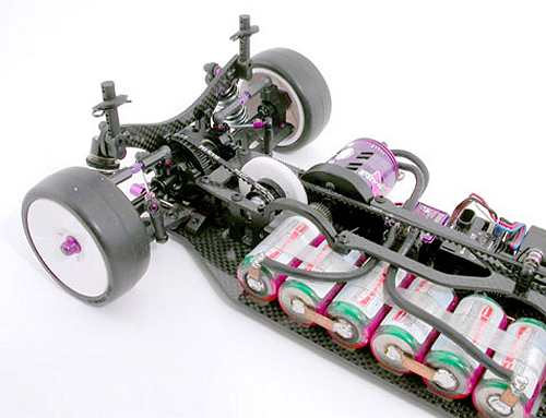 HB Cyclone Chassis