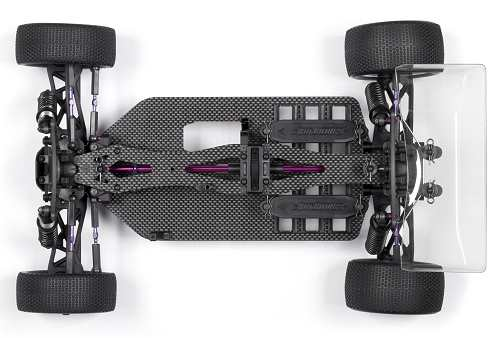 HB Cyclone-D4 Chassis