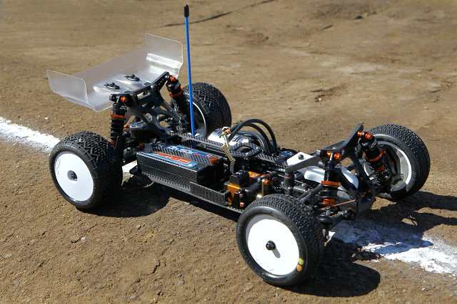 Hot Bodies D413 Chassis