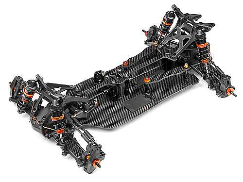 HB D413 Chassis