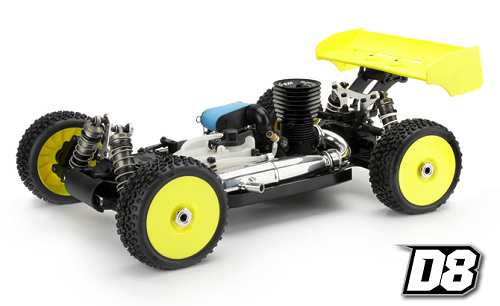 HB D8 Chassis