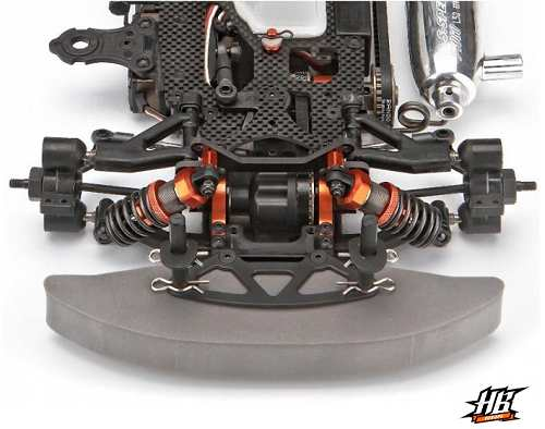 HB R10 Chassis