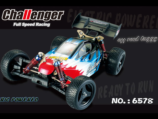HBX Challenger - 1:10 Electric Buggy