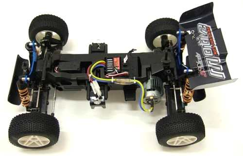 HBX Max-XT Chassis
