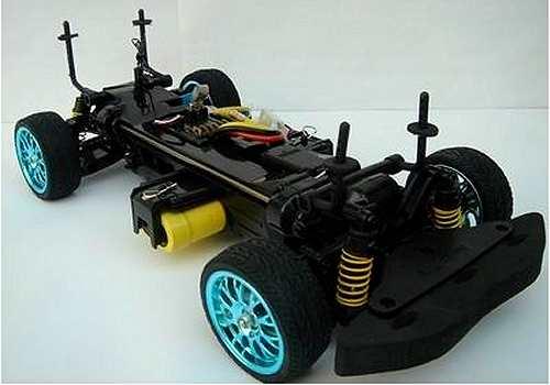 HBX Skyline-GTR Chassis