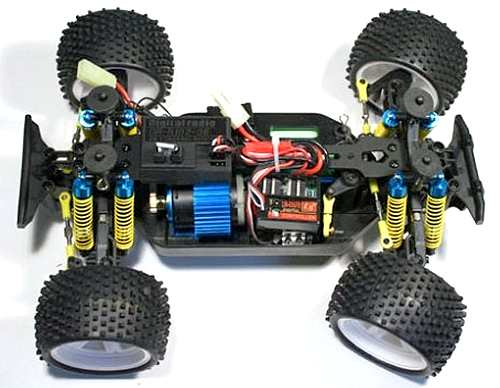 HBX Springback Chassis