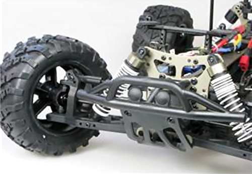 HBX Stealth X09 Chassis