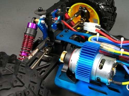 HBX Surge-XT Chassis