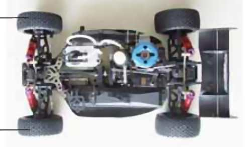HBX Wildfire Chassis
